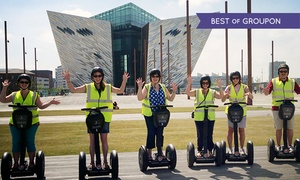 Segway NI: Off-Road Experience (from £15) or Titanic Guided Tour (from £20) at Segway NI (Up to 40%)