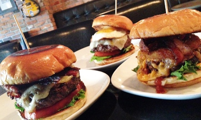 ROK:BRGR - Miami: $10 for $20 Worth of Farm-to-Table Gourmet Burgers and Drinks at ROK:BRGR
