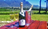 Wine Tasting and Cellar Tour from R49 for Two at Topiary Wines (51% Off)