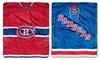 """NHL 50""""x60"""" Raschel Jersey Throws: NHL 50""""x60"""" Raschel Jersey Throws"""