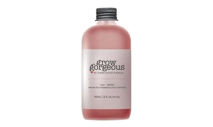Grow Gorgeous Hair-Growth Serum: Grow Gorgeous Hair-Growth Serum; 2 Fl. Oz.