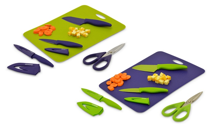 Starfrit 8-Piece Cutlery Set: Starfrit 8-Piece Cutlery Set. Two Options Available. Free Returns.