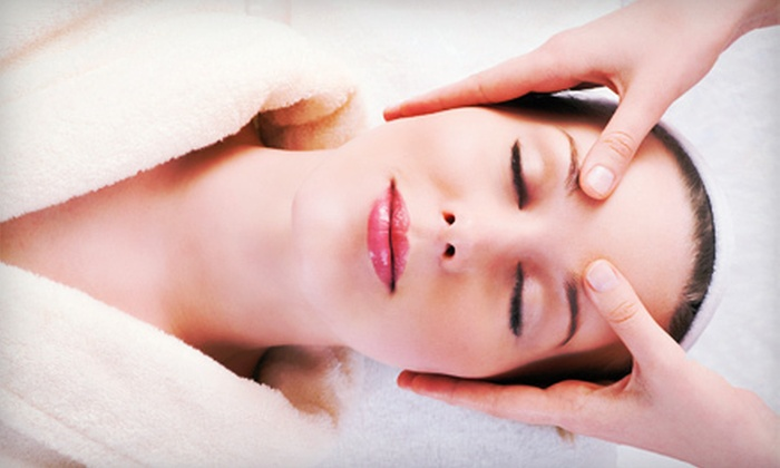 Hair Body & Soul Studio and Spa - Oakville: Facial Packages at Hair Body & Soul Studio and Spa (Up to 74% Off). Two Options Available.