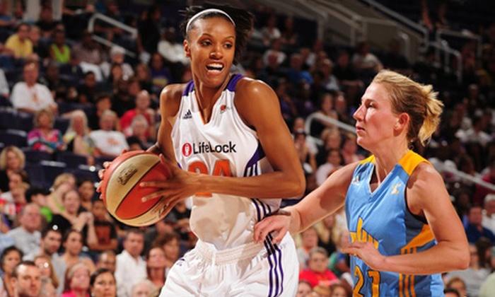 Phoenix Mercury - Downtown Phoenix: Phoenix Mercury WNBA Game at US Airways Center on September 12, 14, or 16 (Up to 81% Off)