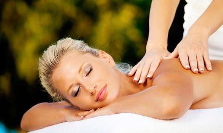 3 o 5 sesiones de masaje desde 29,95 € y con envoltura y exfoliación desde 34,95 € Oferta en Groupon