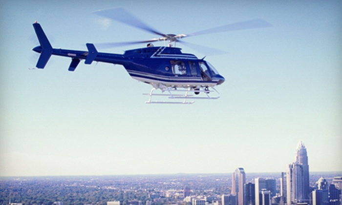 USA Helicopter Tours - Chicago: 20-Minute Helicopter Tour for One or Two from USA Helicopter Tours (Up to 66% Off)