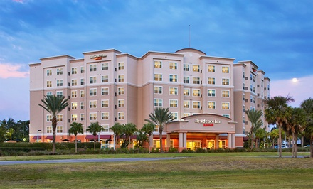 Stay with Daily Market Credit at Residence Inn Clearwater Downtown in Clearwater, FL; Dates into April