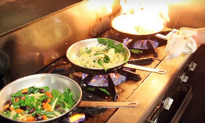 Aldo's Italian Ristorante - Santa Barbara Downtown: $15 for $30 Worth of Italian Food at Aldo's Italian Ristorante