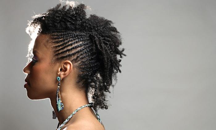 Braids 4 Less - Alpharetta: Cornrows, Weave, or Braids at Hair Braids 4 Less (Up to 75% Off)