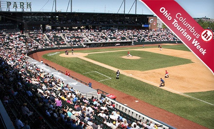 Columbus Clippers vs. Syracuse Chiefs at Huntington Park on Wed., May 16 at 6:35PM: Reserved Seating  - Columbus Clippers in Columbus