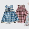 Maggie Peggy Girls' Smocked Dresses