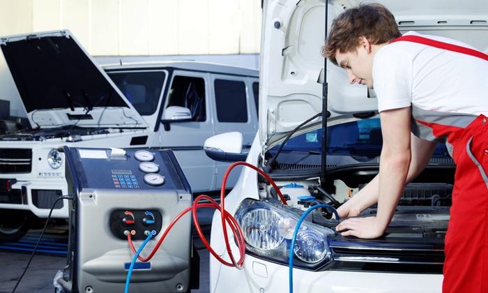 Officina Omero - OFFICINA OMERO: Tagliando auto con cambio olio e dei 4 filtri da 59,90 €