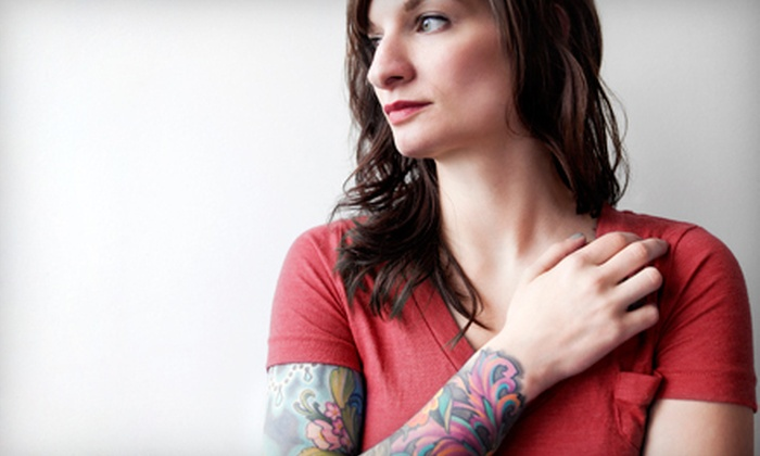 TCB Tattoo - Springfield: One, Up to Two, or Up to Three Hours of Tattooing Services at TCB Tattoo (Up to 53% Off)