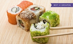 KotoBuki: $15.50 for $24 Worth of Japanese Cuisine for Dinner at Koto Buki