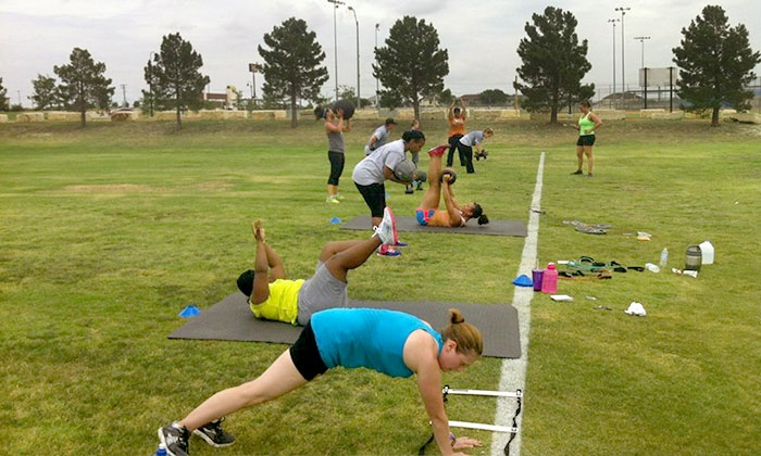 BEFIT LLC - Killeen: One or Three Months of Unlimited Outdoor Boot-Camp Classes at Befit LLC (Up to 70% Off)