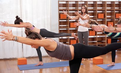 $15 for One Year of Unlimited Online Yoga from The Yoga Collective ($130 Value)