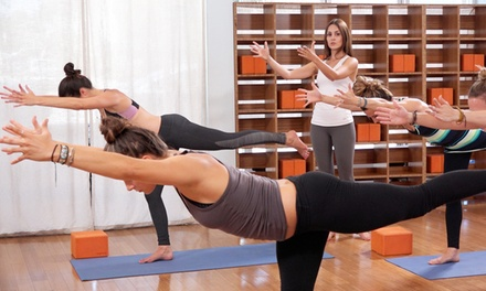 3, 6, or 12 Months of Unlimited Online Yoga Classes from The Yoga Collective (Up to 78% Off)