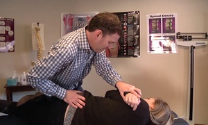 Berman Chiropractic & Wellness: One or three 60-Minute Massages with Chiropractic Exam and Consultation (Up to 80% Off)