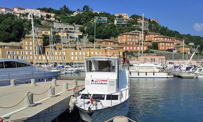 Le Cavallette Diving - Le Cavallette Diving SNC: Escursione in barca (sconto fino a 75%)