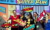 The Super Run - Hickories Park: Entry for One or Two to The Super Run on Saturday, April 18, 2015 (Up to 51% Off)