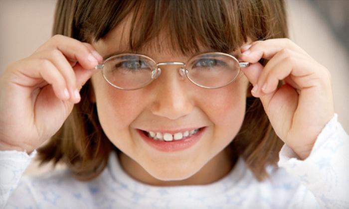Eye Express - Multiple Locations: $40 for $160 Towards a Complete Pair of Eyeglasses at Eye Express