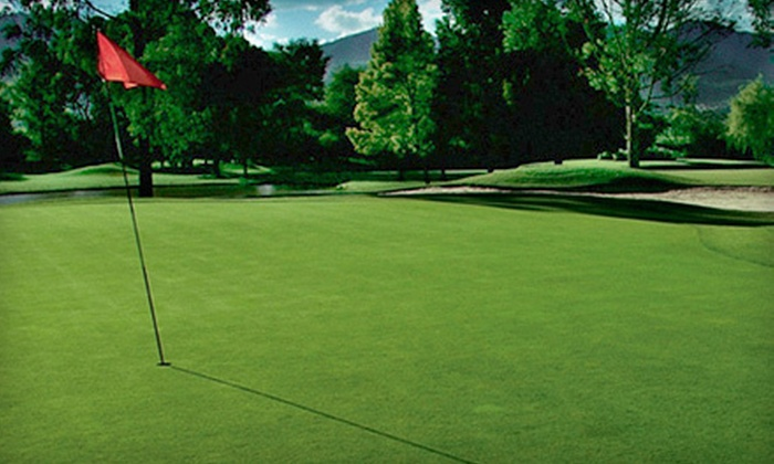 Greenfield Plantation - Myakka City: 18-Hole Round of Golf with Cart Rental for Two or Four at Greenfield Plantation (Up to 72% Off)