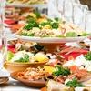 Traditionelles Catering für Gruppen
