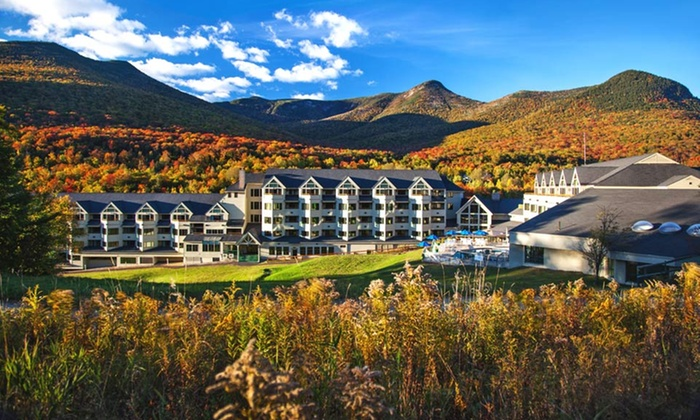 The Mountain Club on Loon - Lincoln, NH: Stay at The Mountain Club on Loon in the Lincoln, NH. Dates into September.
