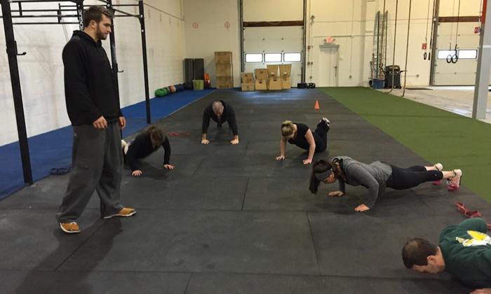 Crossfit Hingham - Hingham: Four Weeks of Unlimited CrossFit Classes at CrossFit Hingham (45% Off)
