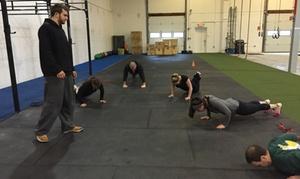 Crossfit Hingham: Four Weeks of Unlimited CrossFit Classes at CrossFit Hingham (45% Off)