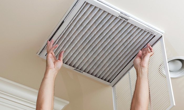 All Services Pro - Washington DC: $43 for $95 Worth of HVAC System Cleaning — all service pro