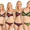 Angelina 6-Pack Bras or 12-Pack Underwear
