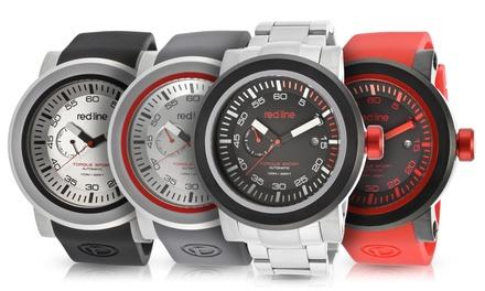 Men's Red Line Torque Sport Watches