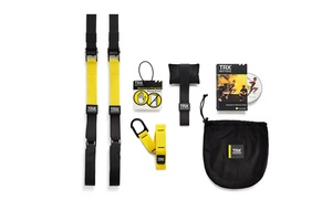 TRX Suspension Trainer Basic Kit and Door Anchor