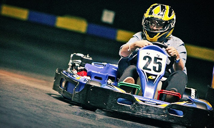 Miramar Speed Circuit - Miramar: One-Year Membership with Two Races, T-Shirt, and Discounts or Two Go-Kart Races at Miramar Speed Circuit (Up to 42% Off)