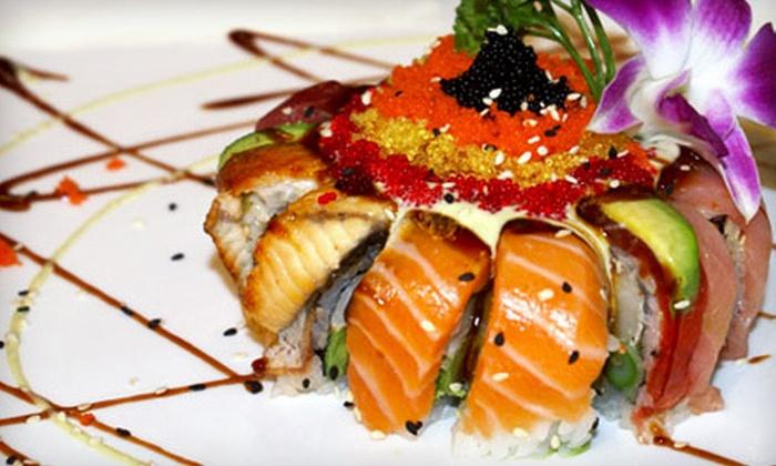 Kyoto - Downers Grove: $10 Toward Japanese Food