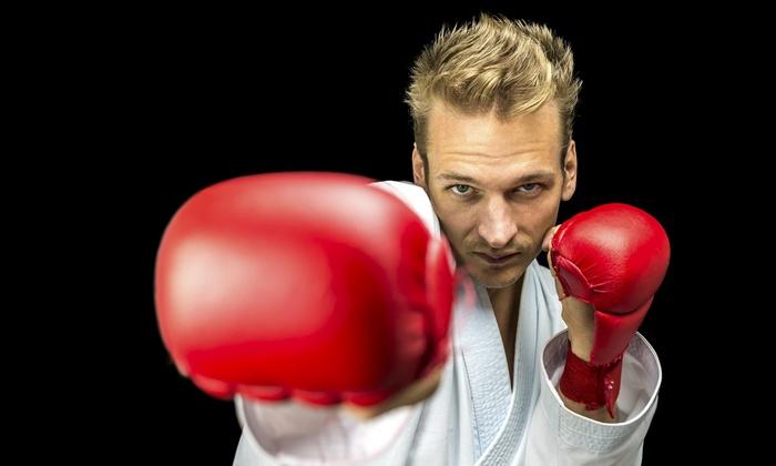 John Negron Academy - Ditmars Steinway: Five Boxing or Kickboxing Classes at John Negron Academy -Samurai & Ninja Martial Arts (50% Off)