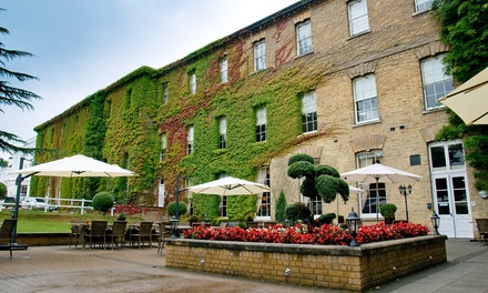 Windsor: 4* Double Room Stay with Breakfast