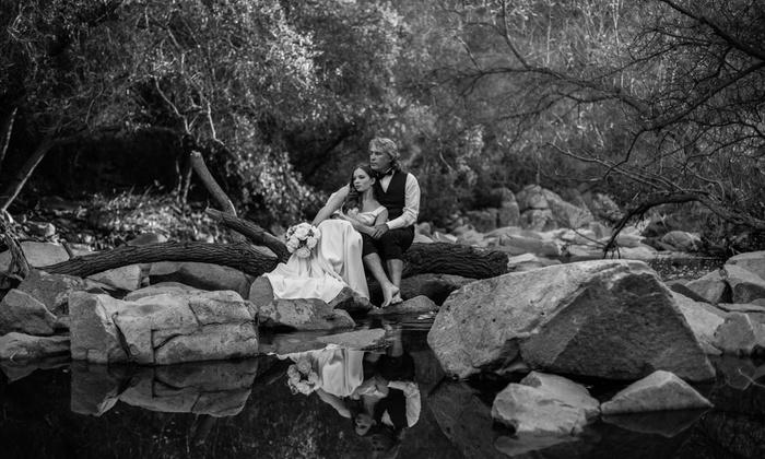 Preeya Manita Photography - San Diego: 180-Minute Engagement Photo Shoot from Preeya Manita Photography (72% Off)
