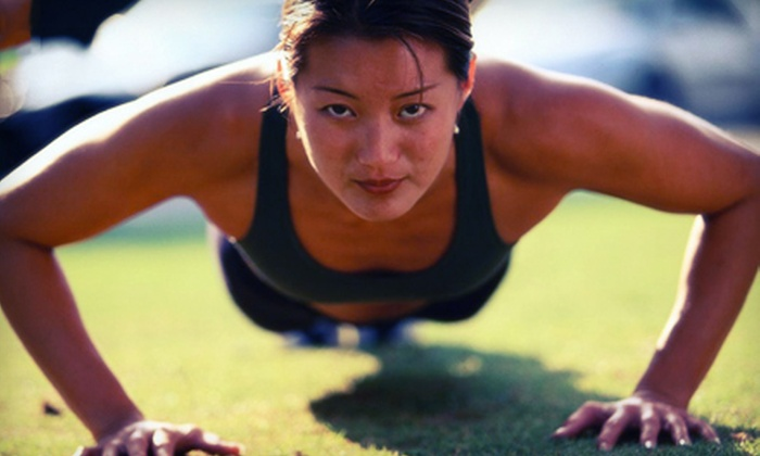 R.A.W. Fitness LLC - Grand Blanc: 6 or 12 Boot-Camp Classes or Three At-Home Personal-Training Sessions from R.A.W. Fitness LLC (Up to 64% Off)