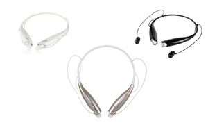 Bluetooth Neckband Stereo Headset