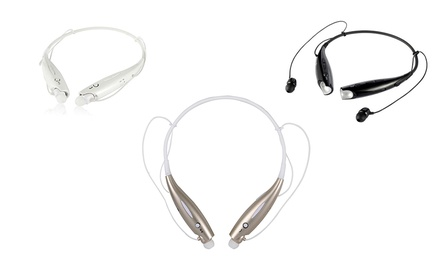 Bluetooth Neckband Stereo Headset for AED 49 (69% Off)