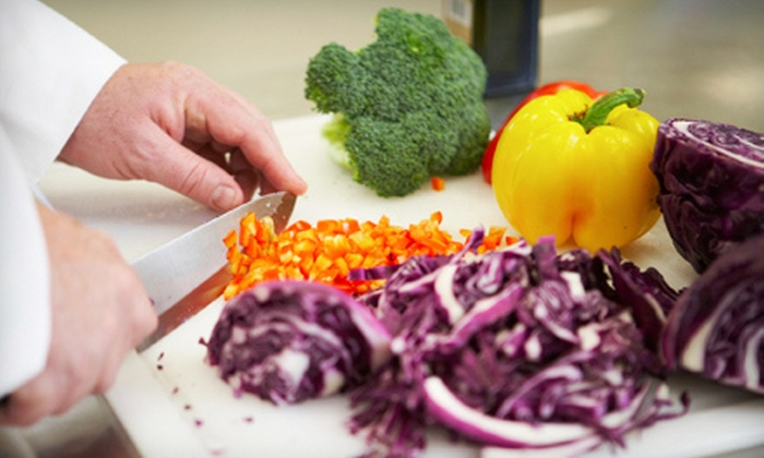 Silver Whisk Cooking School - Oak Grove Plaza: Cooking Class for Two People at Silver Whisk Cooking School in Lakeway (52% Off). Six Options Available.