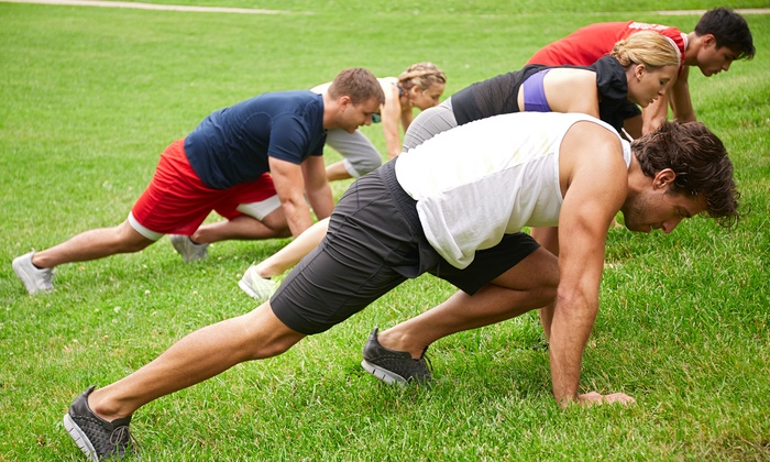 Dream Body Fitness - Pelham Bay Park: Ten or Twenty Boot Camp Classes at Dream Body Fitness (Up to 50% Off)
