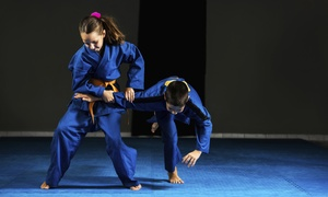 USA Jiu-Jitsu Arkansas: $30 for One Month of Unlimited Classes for Kids at USA Jiu-Jitsu Arkansas ($60 Value)
