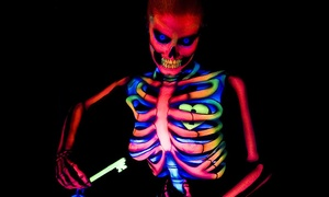 Haunted: A Halloween GLOW Party/Rave: Haunted: A Halloween Glow Party/Rave on Saturday, October 31, at 11 p.m.