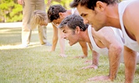 GROUPON: Up to 80% Off Boot Camp Classes Walter Lewis Fitness Solutions