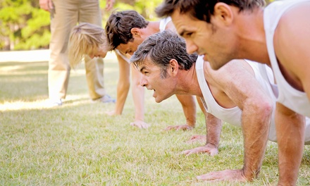 Five or 10 Boot Camp Classes at Walter Lewis Fitness Solutions (Up to 80% Off)