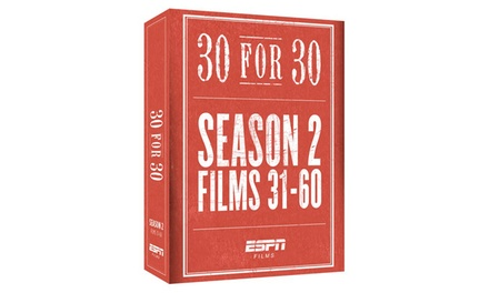ESPN 30 for 30 Season 2 12-DVD Set (Presale)