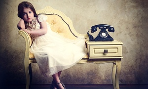 Mackney Photography: Fine Art Children's Photoshoot for £14 from Mackney Photography (91% Off)